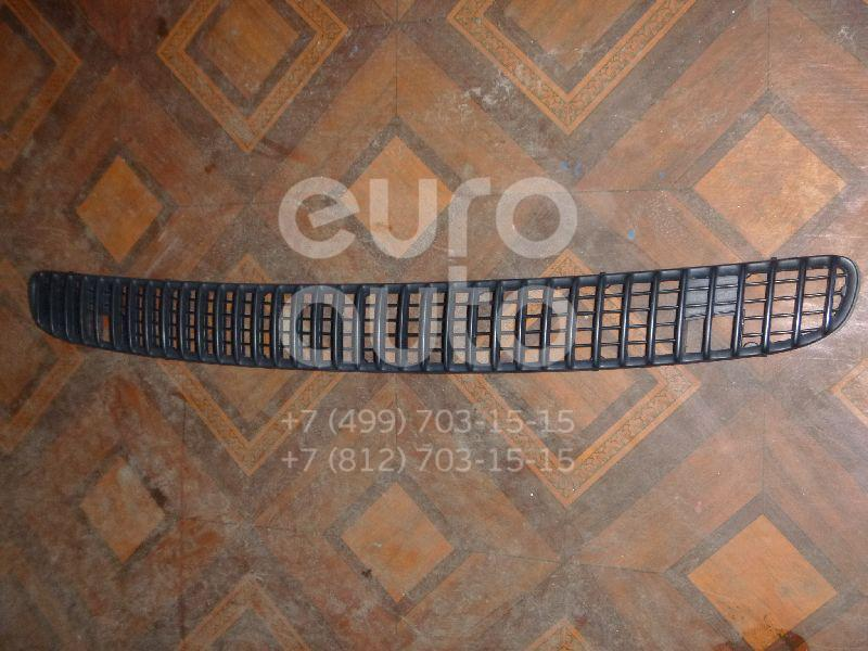 Решетка в капот для BMW 3-серия E46 1998-2005 - Фото №1