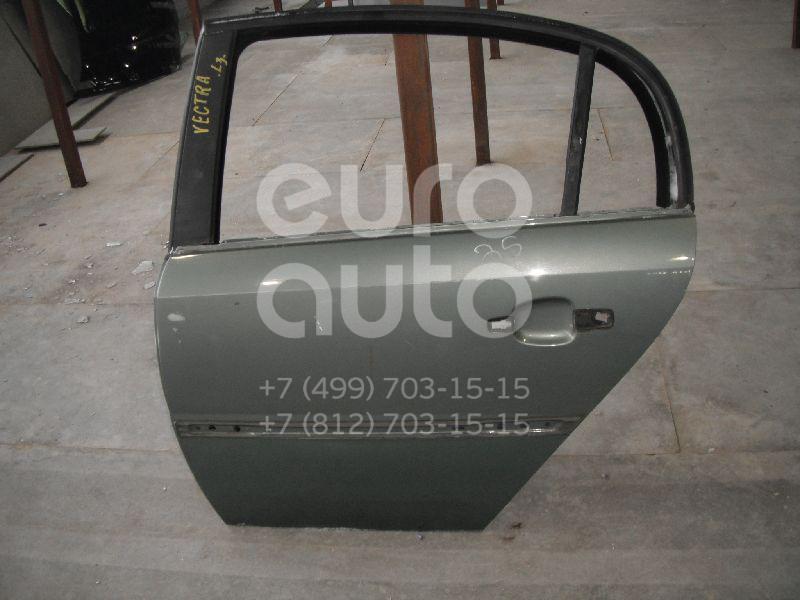 Дверь задняя левая для Opel Vectra C 2002-2008 - Фото №1