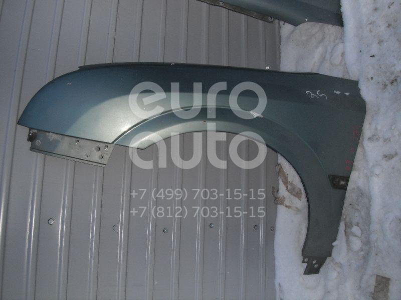 Крыло переднее левое для Opel Vectra C 2002-2008 - Фото №1