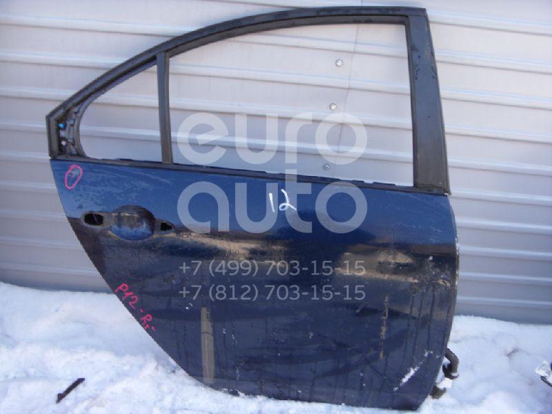 Дверь задняя правая для Nissan Primera P12E 2002-2007 - Фото №1