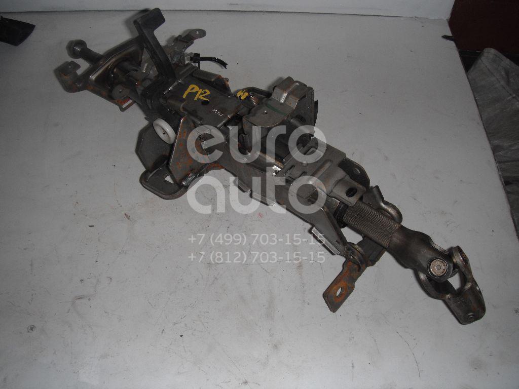 Колонка рулевая для Nissan Primera P12E 2002> - Фото №1