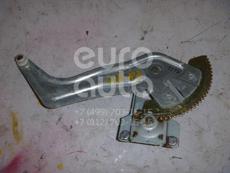 Стеклоподъемник механ. задний правый для Kia RIO 2000-2004 - Фото №1