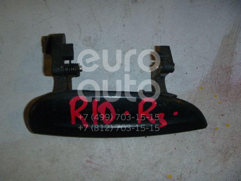 Ручка двери задней наружная правая для Kia RIO 2000-2004 - Фото №1