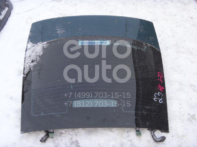 Дверь багажника со стеклом для Skoda Octavia 1997-2000 - Фото №1