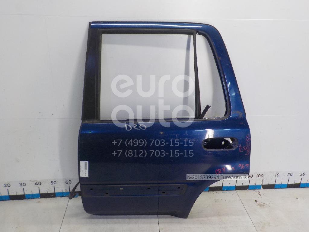 Дверь задняя левая для Honda CR-V 1996-2002 - Фото №1