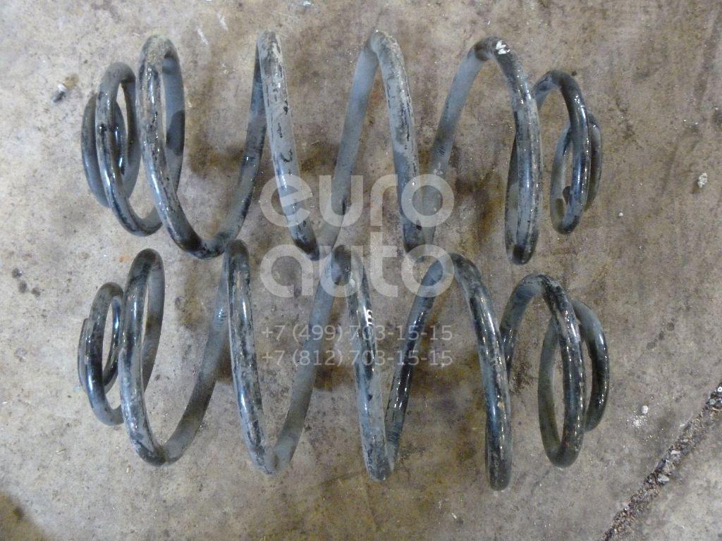 Пружина задняя для VW Passat [B5] 2000-2005 - Фото №1
