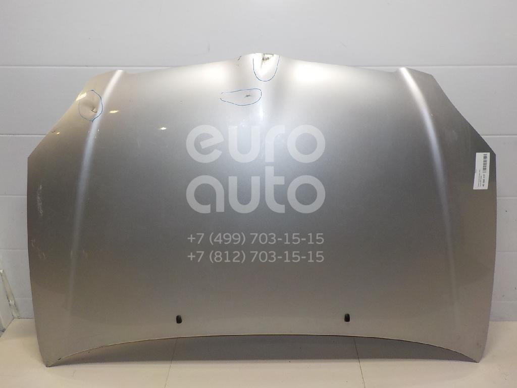 Капот для Toyota Corolla E12 2001-2007 - Фото №1
