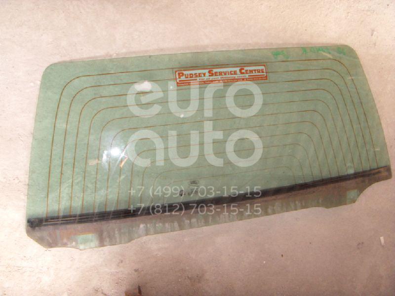 Стекло заднее для Land Rover Freelander 1998-2006 - Фото №1