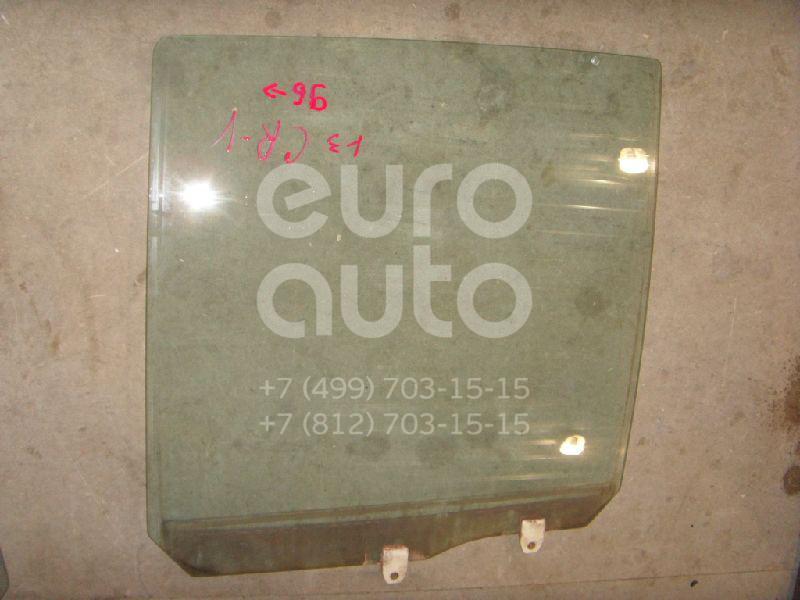 Стекло двери задней левой для Honda CR-V 1996-2002 - Фото №1