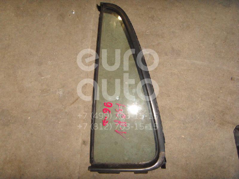 Стекло двери задней левой (форточка) для Honda CR-V 1996-2002 - Фото №1
