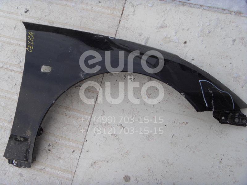Крыло переднее правое для Toyota Celica (ZT23#) 1999-2005 - Фото №1