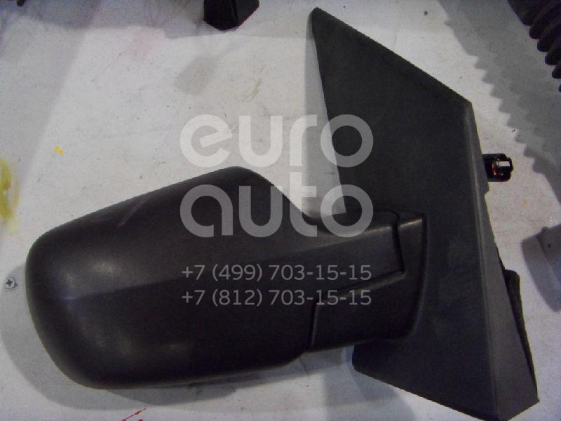 Зеркало правое электрическое для Ford Fiesta 2001-2008 - Фото №1