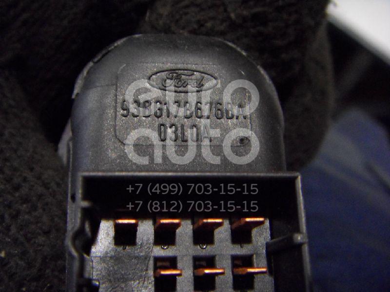 Переключатель регулировки зеркала для Ford Fiesta 2001-2008;Escort/Orion 1995-2001;Mondeo I 1993-1996;Mondeo II 1996-2000;Scorpio 1986-1992;Transit 1991-1994;Transit 1994-2000;Fiesta 1989-1995;Fiesta 1995-2001;KA 1996-2008;Puma 1997-2002 - Фото №1