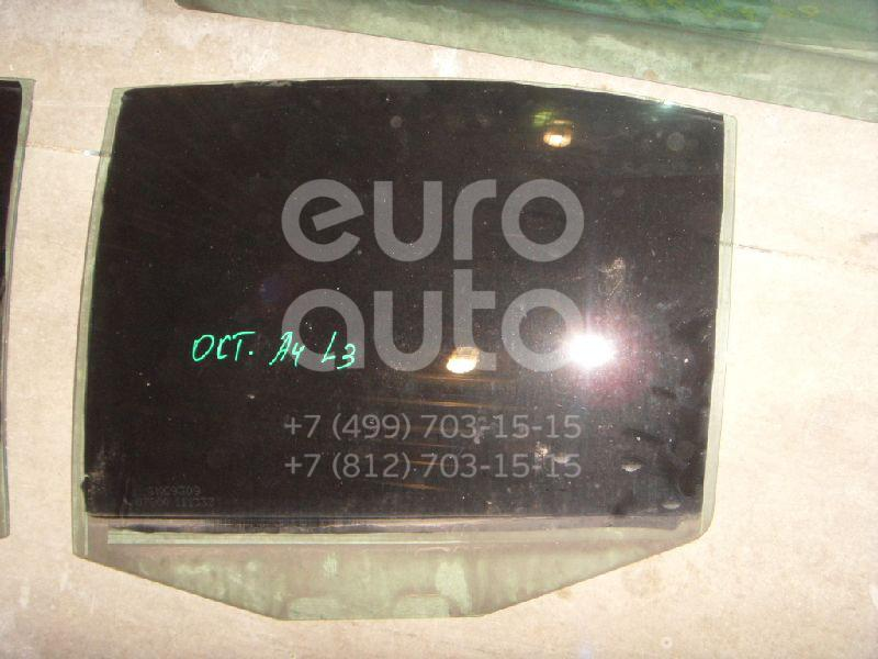 Стекло двери задней левой для Skoda Octavia 1997-2000;Octavia (A4 1U-) 2000-2011 - Фото №1