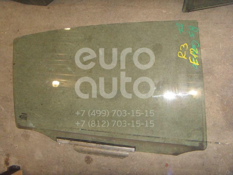 Стекло двери задней правой для Toyota Corolla E12 2001-2006 - Фото №1