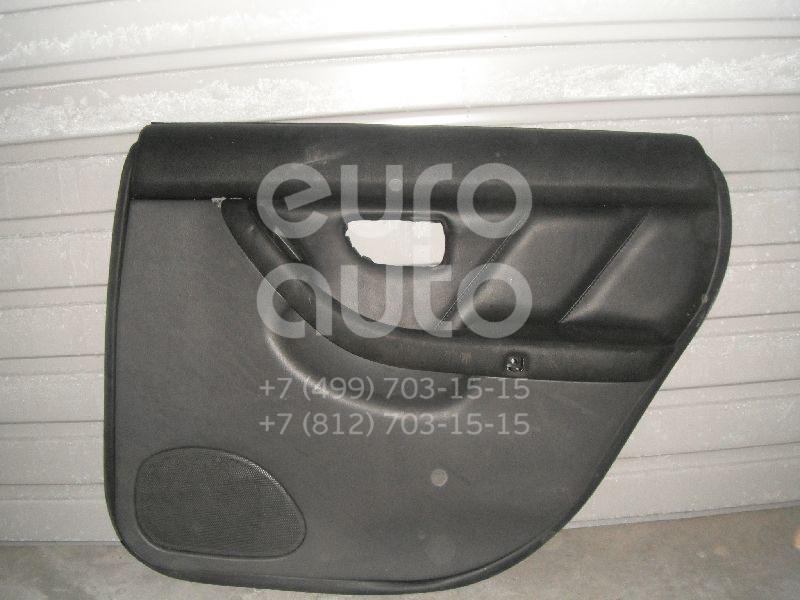 Обшивка двери задней правой для Subaru Legacy (B12) 1998-2003 - Фото №1