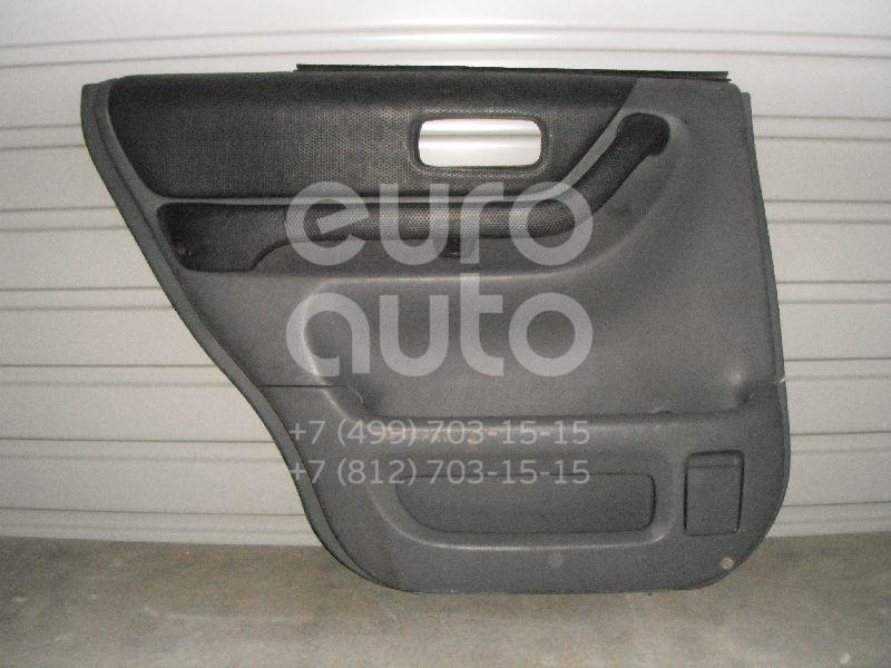 Обшивка двери задней левой для Honda CR-V 1996-2002 - Фото №1
