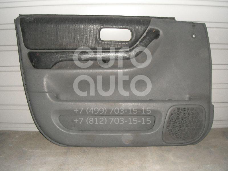 Обшивка двери передней левой для Honda CR-V 1996-2002 - Фото №1