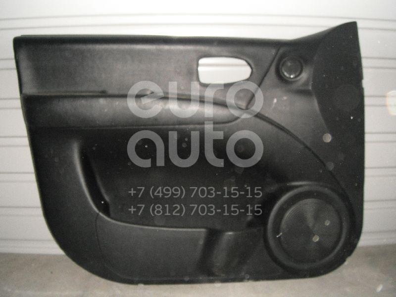 Обшивка двери передней левой для Hyundai Matrix 2001-2010 - Фото №1