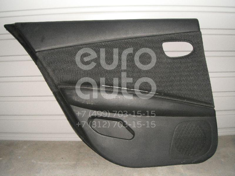 Обшивка двери задней левой для Nissan Primera P12E 2002-2007 - Фото №1