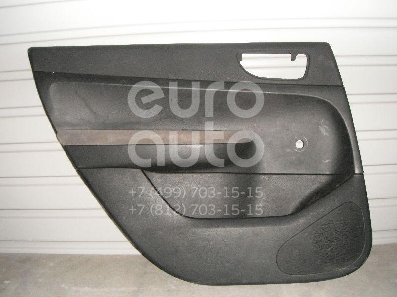 Обшивка двери задней левой для Peugeot 307 2001-2007 - Фото №1