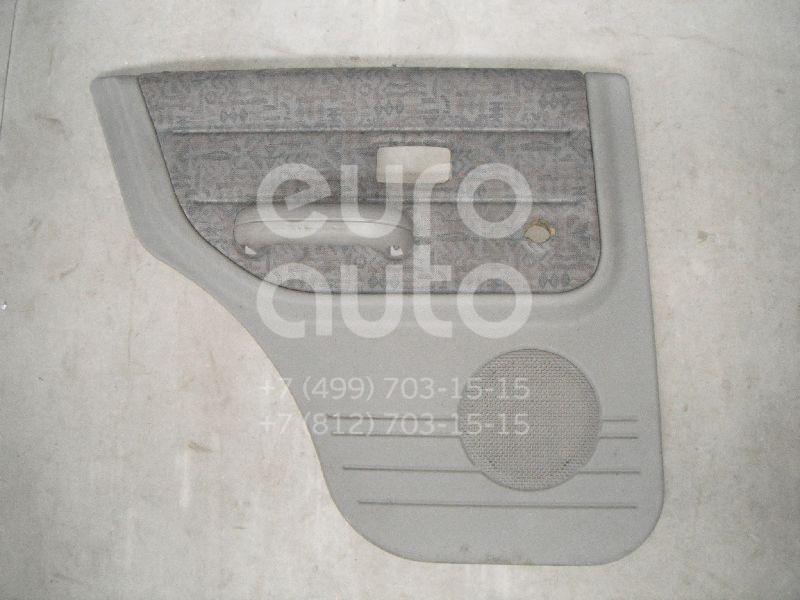 Обшивка двери задней левой для Land Rover Freelander 1998-2006 - Фото №1