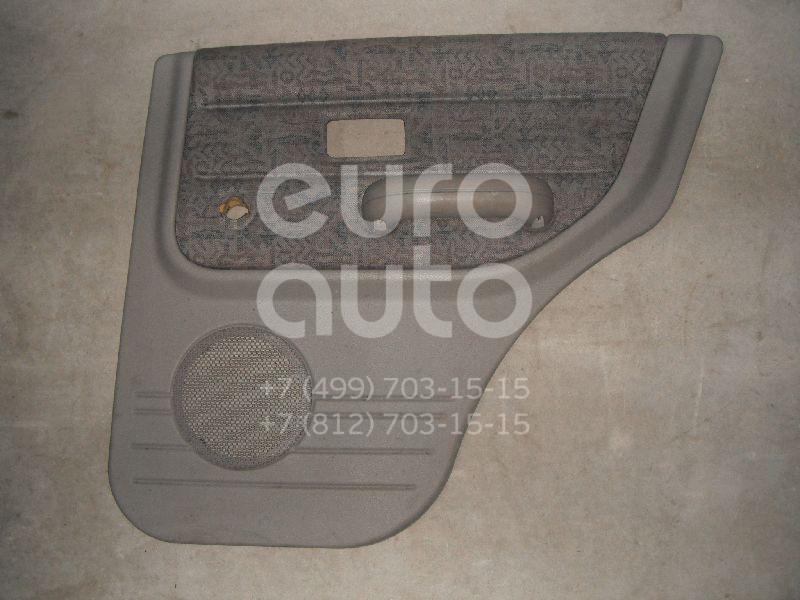 Обшивка двери задней правой для Land Rover Freelander 1998-2006 - Фото №1