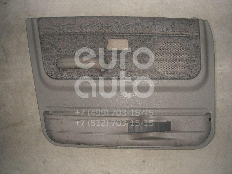 Обшивка двери передней левой для Land Rover Freelander 1998-2006 - Фото №1