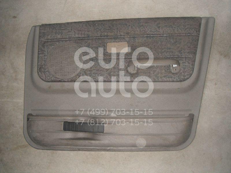 Обшивка двери передней правой для Land Rover Freelander 1998-2006 - Фото №1