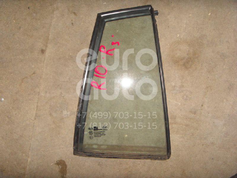 Стекло двери задней правой (форточка) для Kia RIO 2000-2004 - Фото №1