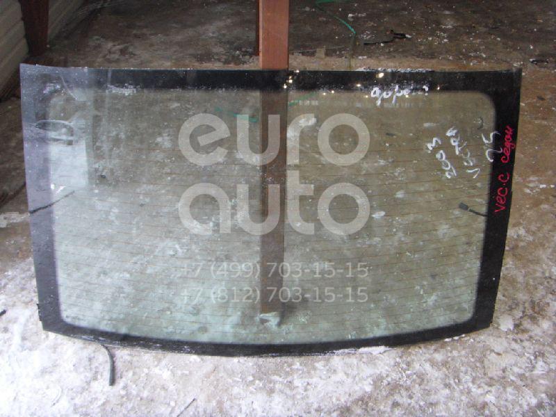 Стекло заднее для Opel Vectra C 2002-2008 - Фото №1