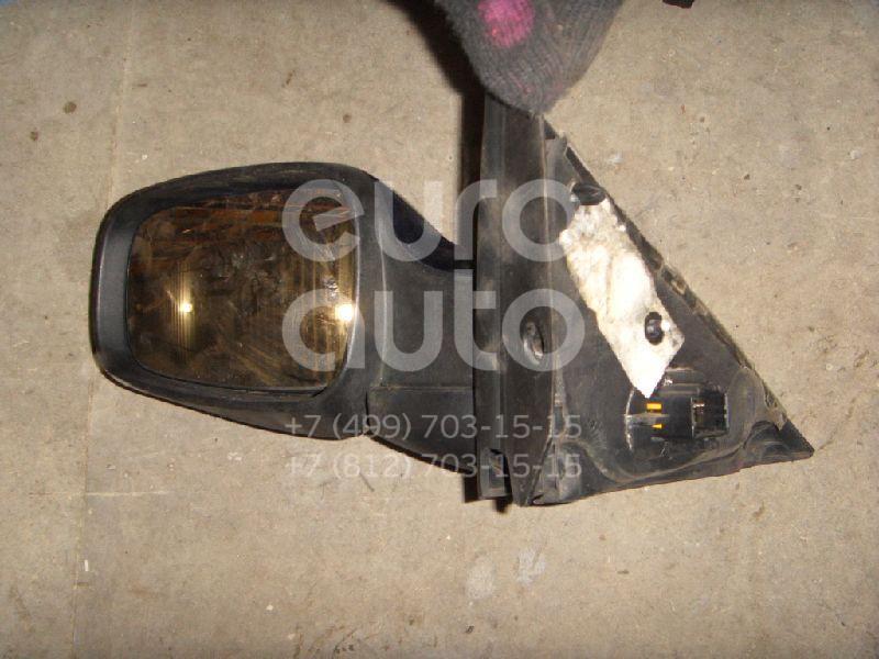 Зеркало левое электрическое для Renault Scenic II 2003-2009 - Фото №1