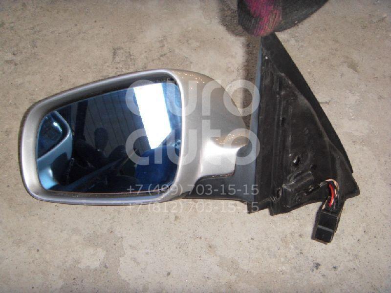 Зеркало левое электрическое для Audi A6 [C5] 1997-2004 - Фото №1