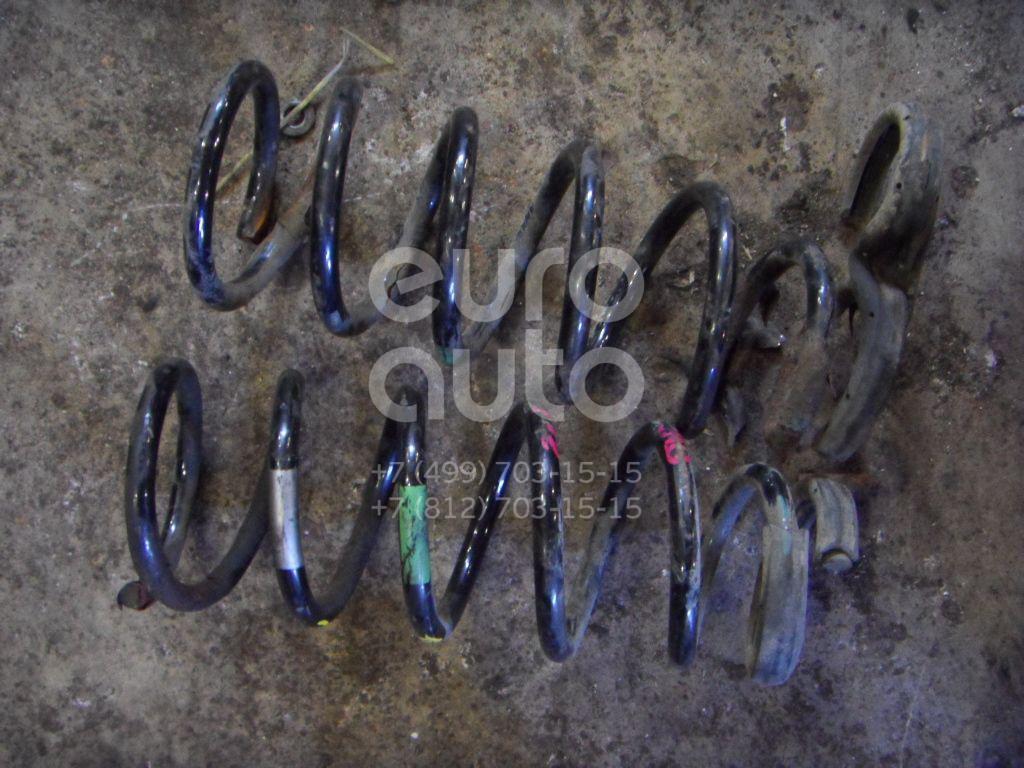 Пружина задняя для Nissan Primera P12E 2002-2007 - Фото №1