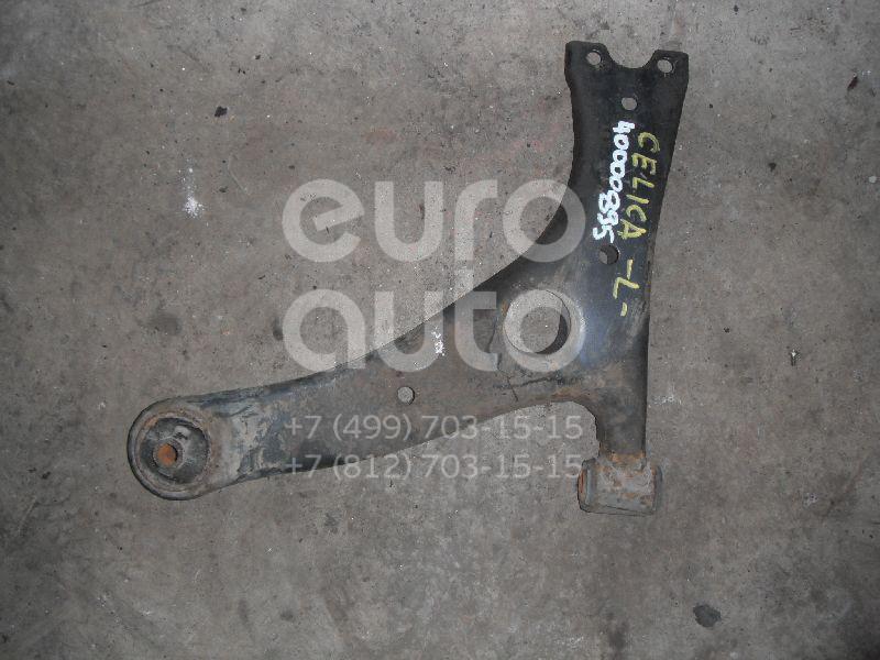 Рычаг передний левый для Toyota Celica (ZT23#) 1999-2005;CorollaVerso 2004-2009 - Фото №1