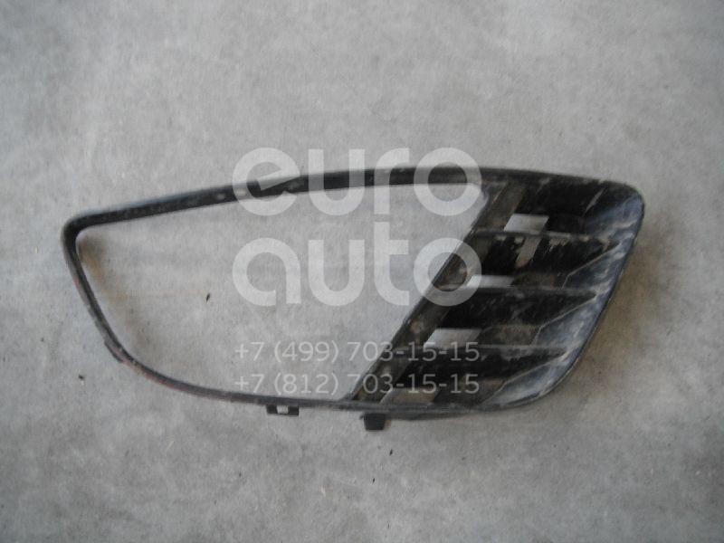 Рамка противотуманной фары правой для Ford Fiesta 2001-2008 - Фото №1