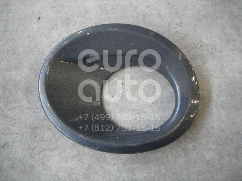 Рамка противотуманной фары левой для Ford Mondeo III 2000-2007 - Фото №1
