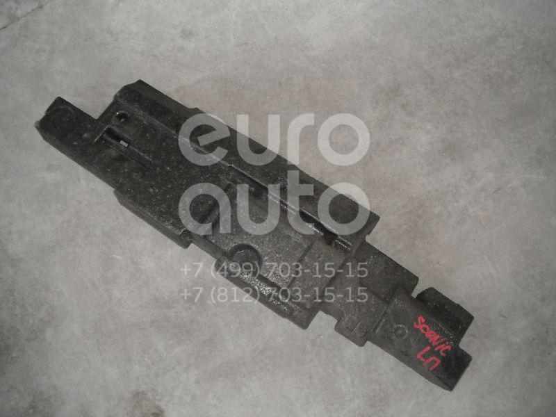 Наполнитель переднего бампера для Renault Scenic II 2003-2009 - Фото №1
