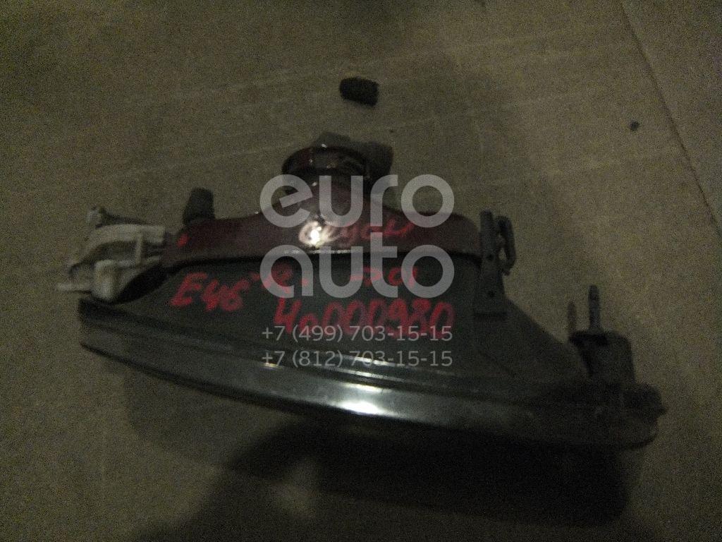 Фара противотуманная правая для BMW 3-серия E46 1998-2005 - Фото №1