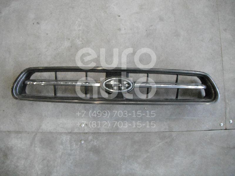 Решетка радиатора для Subaru Legacy (B12) 1998-2003 - Фото №1