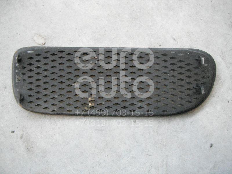 Решетка в бампер правая для Skoda Octavia 1997-2000 - Фото №1