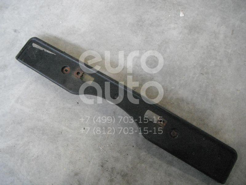 Накладка переднего бампера под номер для Toyota Celica (ZT23#) 1999-2005 - Фото №1