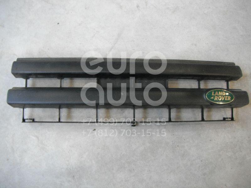 Решетка радиатора для Land Rover Freelander 1998-2006 - Фото №1