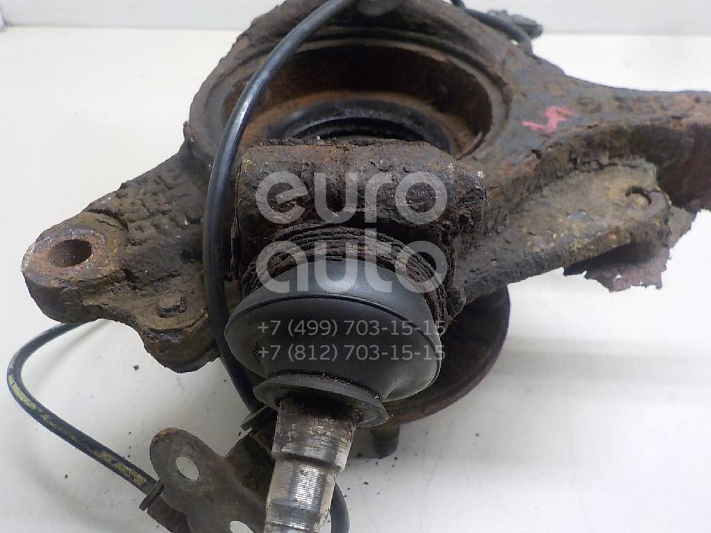 Кулак поворотный передний левый для Subaru Legacy (B12) 1998-2003 - Фото №1