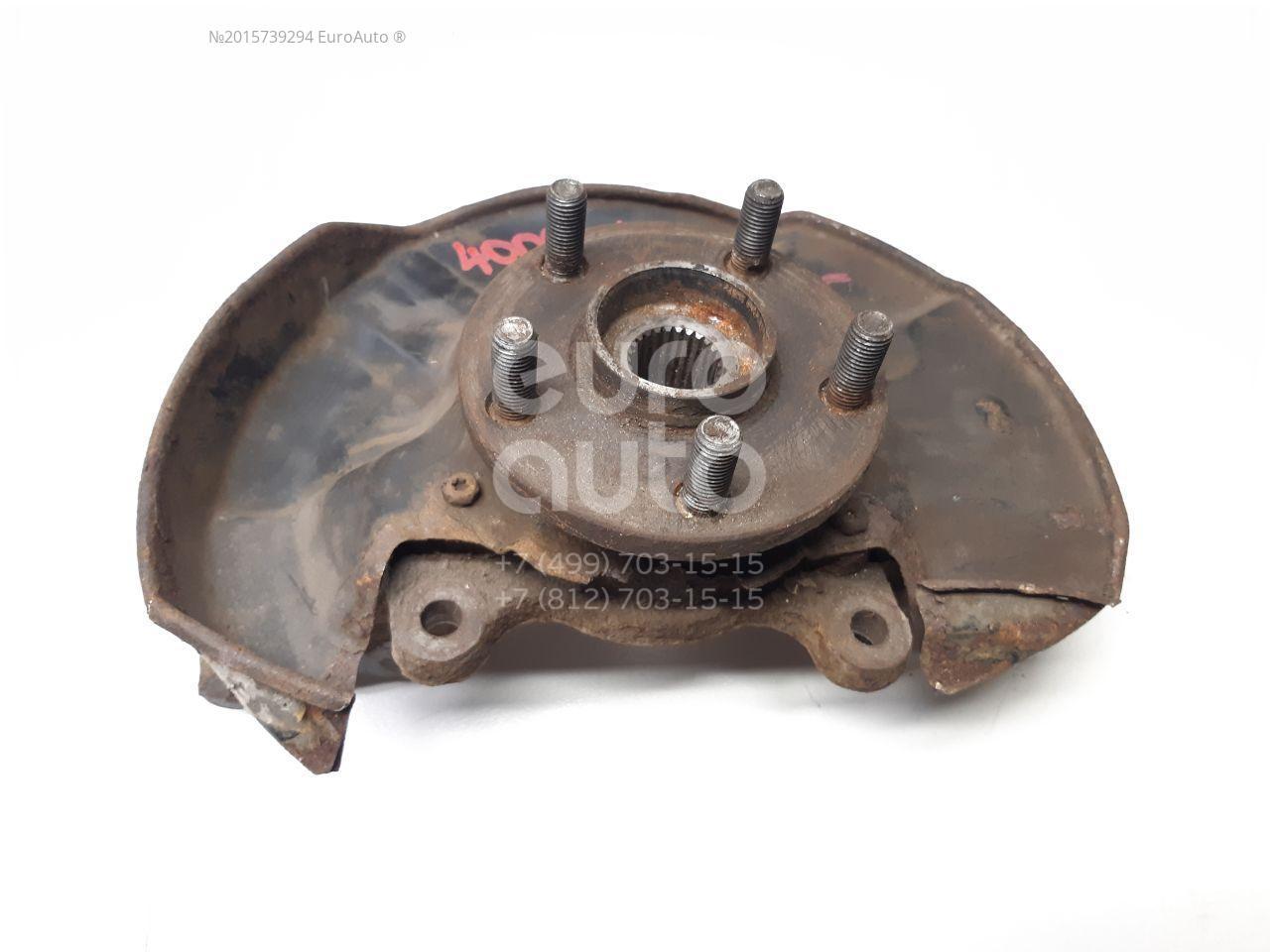Кулак поворотный передний левый для Toyota Celica (ZT23#) 1999-2005 - Фото №1