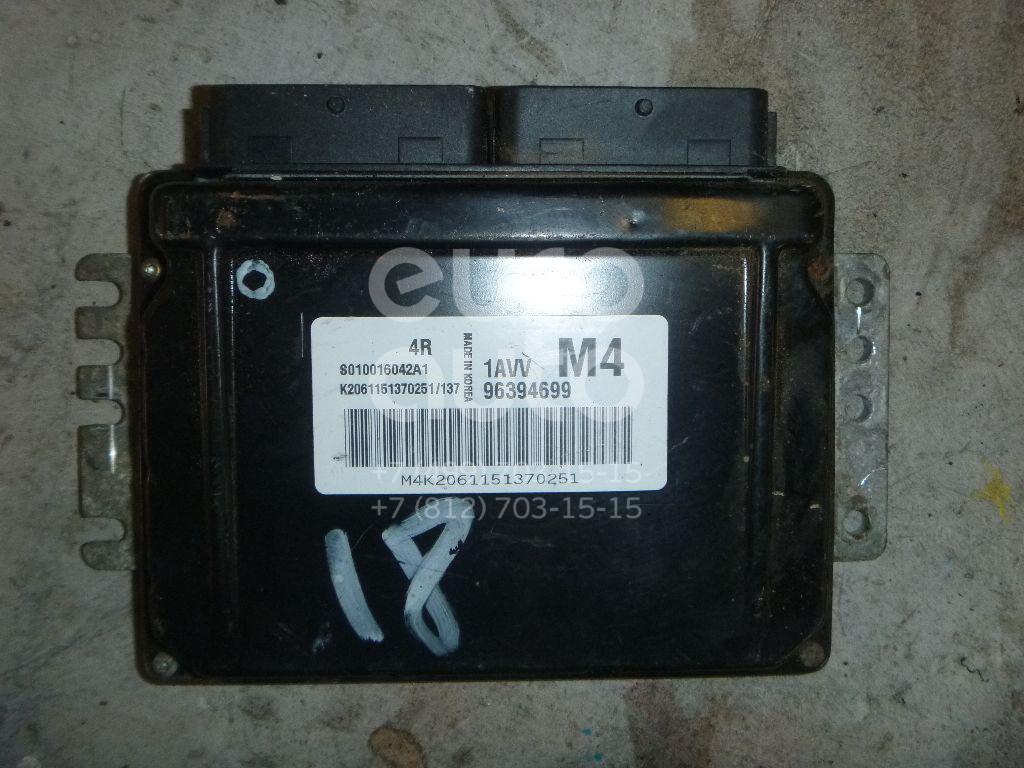 Купить Блок управления двигателем Chevrolet Lacetti 2003-2013; (96394699)