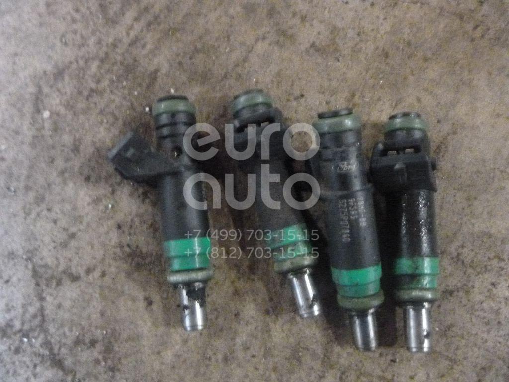 Купить Форсунка инжекторная электрическая Ford Focus II 2005-2008; (98MF9F593BB)