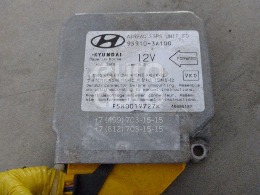 Купить Блок управления AIR BAG Hyundai Trajet 2000-2009; (959103A100)