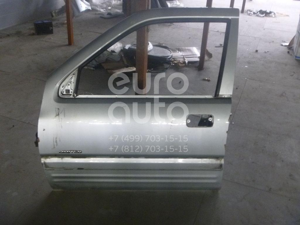 Купить Дверь передняя левая Opel Frontera B 1998-2004; (0124000)