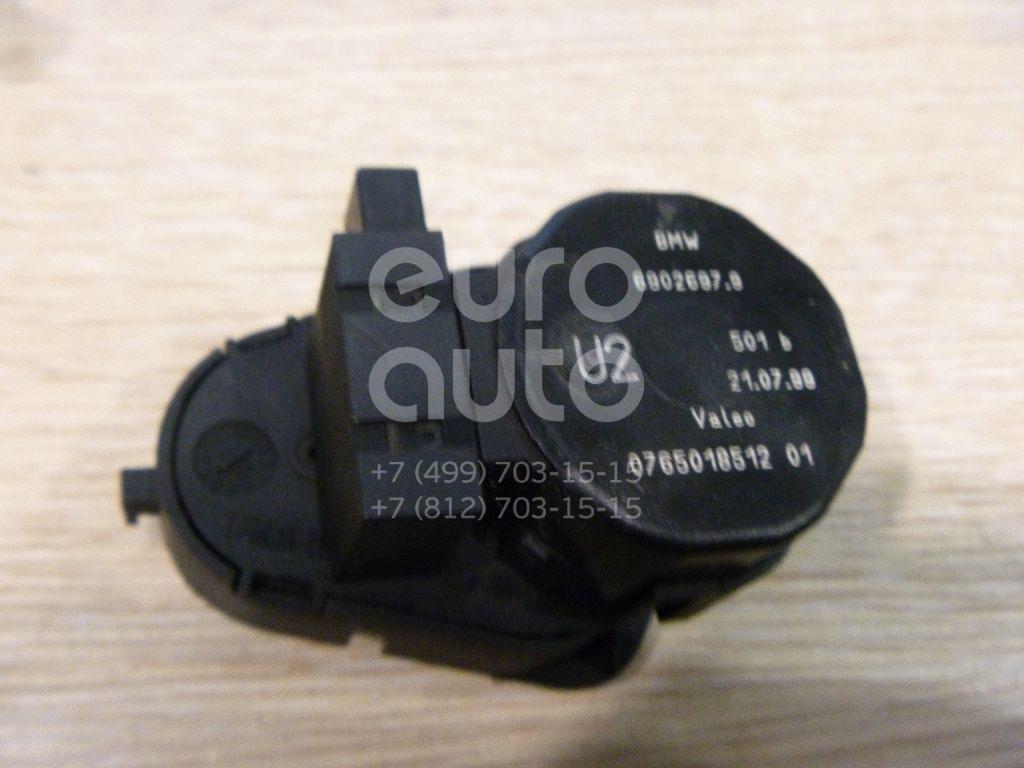 Купить Моторчик заслонки отопителя BMW 5-серия E39 1995-2003; (64116902697)